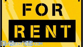 New One bed room apartment rent