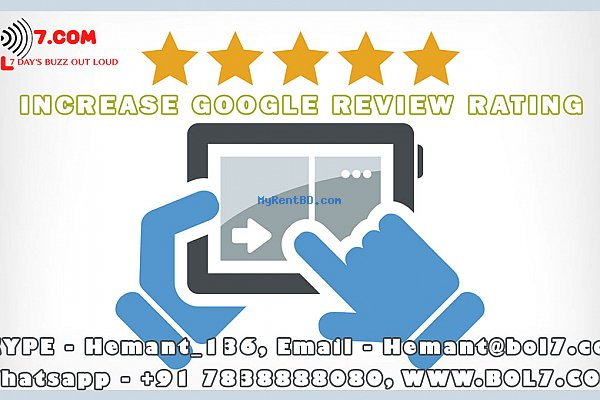 How to increase google reviews rating